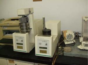 熱重量・⽀差熱分析装置(TG/DTA 熱分析装置)