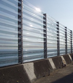 FRP眩光防止板の特長