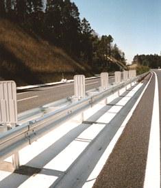 FRP眩光防止板の施工事例
