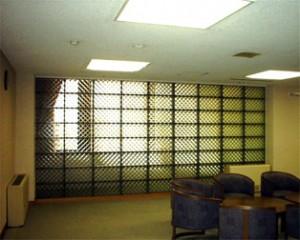 耐震ブロック設置写真