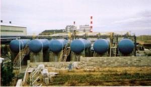 写真3. 海水ろ過器