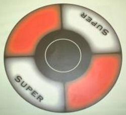陸上競技用円盤
