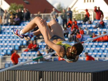 高跳び競技用クロスバー